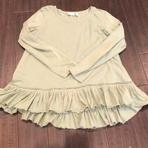 LOGO by Lori Goldstein Tops - 5/$25 Olive top